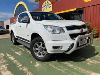 2014 Holden Colorado RG MY14 LTZ Space Cab 6 Speed Sports Automatic Utility.