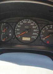 2003 Mazda Premacy CP10S2 Silver 5 Speed Manual Hatchback
