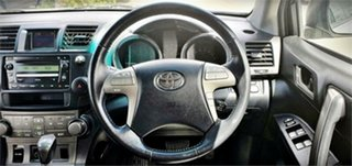 2008 Toyota Kluger GSU40R KX-S Silver Sports Automatic Wagon