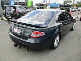2011 Ford Falcon FG XR6 Grey 4 Speed Automatic Sedan.