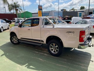 2014 Holden Colorado RG MY14 LTZ Space Cab 6 Speed Sports Automatic Utility