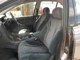 2000 Holden Berlina VTII Brown 4 Speed Automatic Sedan