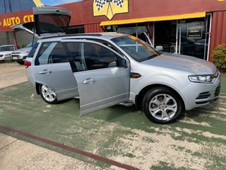 2012 Ford Territory SZ TX Seq Sport Shift RWD Limited Edition 6 Speed Sports Automatic Wagon