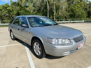 2002 Toyota Camry MCV20R (ii) CSi Silver 4 Speed Automatic Wagon.