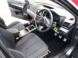 2011 Subaru Liberty AWD Grey 6 Speed Manual Sedan