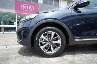 2019 Kia Sorento UM MY20 SLi AWD Blue 8 Speed Sports Automatic Wagon.