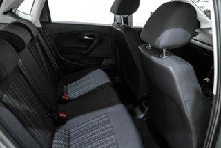 2016 Volkswagen Polo 6R MY16 66TSI Trendline Grey 5 Speed Manual Hatchback