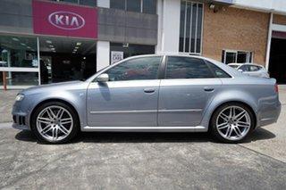 2006 Audi RS4 B7 Quattro Silver 6 Speed Manual Sedan