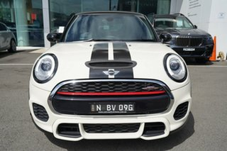 2016 Mini Cooper F56 JCW Pepper White 6 Speed Automatic Hatchback