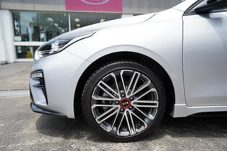 2019 Kia Cerato BD MY20 GT DCT Silver 7 Speed Sports Automatic Dual Clutch Hatchback.