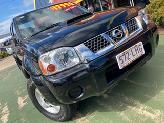 2008 Nissan Navara D22 MY2008 ST-R 5 Speed Manual Utility.