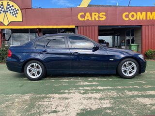 2008 BMW 3 Series E90 MY08 320i Steptronic 6 Speed Sports Automatic Sedan.