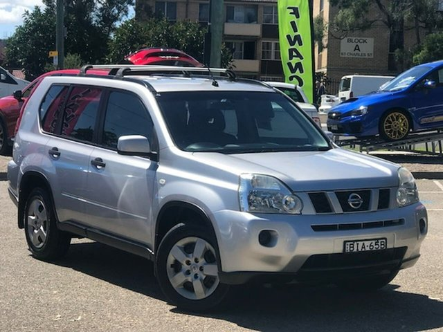 Used Nissan X-Trail T31 ST Liverpool, 2008 Nissan X-Trail T31 ST Gold 1 Speed Constant Variable Wagon