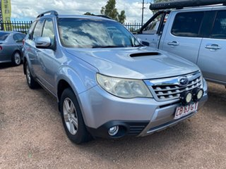 2012 Subaru Forester S3 MY12 XT AWD Premium Silver 5 Speed Manual Wagon.
