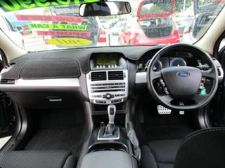 2011 Ford Falcon FG XR6 Grey 4 Speed Automatic Sedan