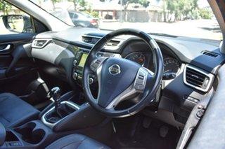 2014 Nissan Qashqai J11 TI Black 6 Speed Manual Wagon