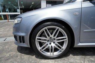 2006 Audi RS4 B7 Quattro Silver 6 Speed Manual Sedan.