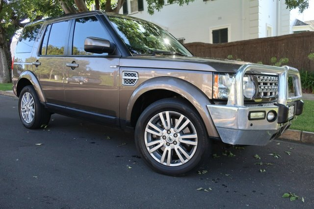 Used Land Rover Discovery 4 Series 4 L319 MY13 TDV6 Prospect, 2013 Land Rover Discovery 4 Series 4 L319 MY13 TDV6 Bronze 8 Speed Sports Automatic Wagon