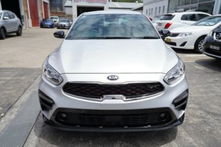 2019 Kia Cerato BD MY20 GT DCT Silver 7 Speed Sports Automatic Dual Clutch Hatchback