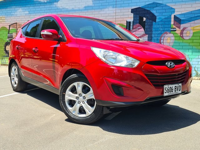Used Hyundai ix35 LM2 Active Nailsworth, 2013 Hyundai ix35 LM2 Active Red 6 Speed Sports Automatic Wagon