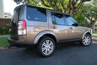 2013 Land Rover Discovery 4 Series 4 L319 MY13 TDV6 Bronze 8 Speed Sports Automatic Wagon.