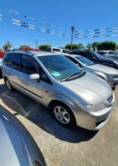 2003 Mazda Premacy CP10S2 Silver 5 Speed Manual Hatchback.