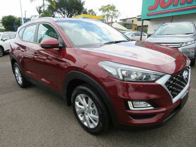 Used Hyundai Tucson TL3 MY19 Active X 2WD Mount Gravatt, 2019 Hyundai Tucson TL3 MY19 Active X 2WD Red 6 Speed Automatic Wagon