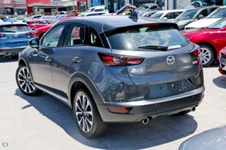 2020 Mazda CX-3 DK2W7A Akari SKYACTIV-Drive FWD Grey 6 Speed Sports Automatic Wagon