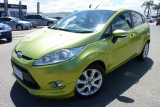 2010 Ford Fiesta WS Zetec 5 Speed Manual Hatchback.