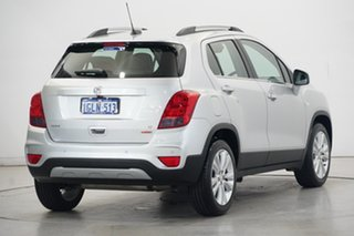 2017 Holden Trax TJ MY18 LT Silver 6 Speed Automatic Wagon