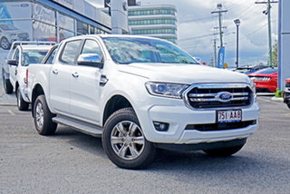 2020 Ford Ranger PX MkIII 2020.75MY XLT White 6 Speed Sports Automatic Double Cab Pick Up