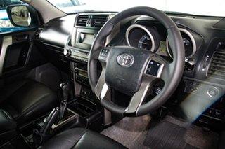 2010 Toyota Landcruiser Prado KDJ150R GXL (4x4) Glacier White 5 Speed Sequential Auto Wagon
