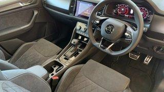 2020 Skoda Kodiaq NS MY20.5 132TSI DSG Sportline Silver 7 Speed Sports Automatic Dual Clutch Wagon