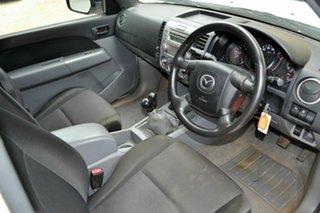 2008 Mazda BT-50 UNY0E4 SDX Freestyle White 5 Speed Manual Utility
