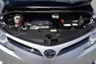 2016 Toyota Tarago ACR50R GLi Silver 7 Speed Constant Variable Wagon