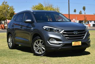 2016 Hyundai Tucson TLE Active 2WD Grey 6 Speed Sports Automatic Wagon