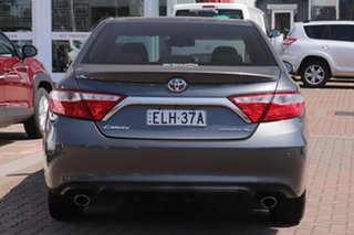 2016 Toyota Camry ASV50R Atara SL Grey Metallic 6 Speed Sports Automatic Sedan