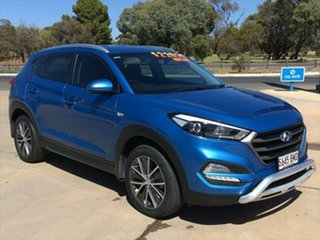 2016 Hyundai Tucson TL Active X 2WD Ara Blue 6 Speed Sports Automatic Wagon.