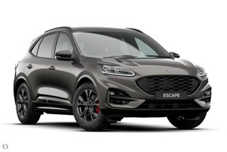 2020 Ford Escape ZH 2021.25MY ST-Line Grey 8 Speed Sports Automatic SUV.