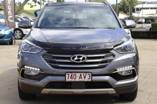 2014 Hyundai Santa Fe DM2 MY15 Highlander Silver 6 Speed Sports Automatic Wagon.