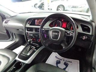 2011 Audi A4 B8 8K MY11 Multitronic Grey 8 Speed Constant Variable Sedan
