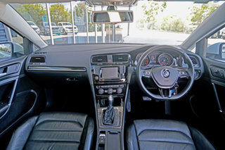 2015 Volkswagen Golf VII MY15 103TSI DSG Highline White 7 Speed Sports Automatic Dual Clutch