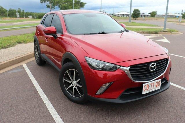 Pre-Owned Mazda CX-3 DK2WSA Maxx SKYACTIV-Drive Palmerston, 2015 Mazda CX-3 DK2WSA Maxx SKYACTIV-Drive 6 Speed Automatic Wagon
