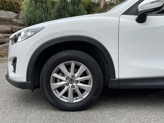 2015 Mazda CX-5 KE1022 Maxx SKYACTIV-Drive AWD Sport Crystal White Pearl 6 Speed Sports Automatic