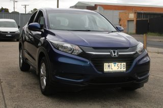 2015 Honda HR-V VTi Blue Continuous Variable Wagon.