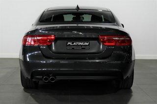 2016 Jaguar XE X760 MY17 R-Sport Grey 8 Speed Sports Automatic Sedan
