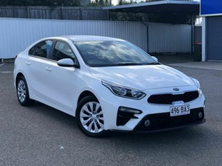 2019 Kia Cerato BD MY20 SI White 6 Speed Sports Automatic Sedan.