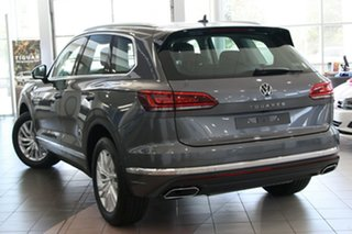 2020 Volkswagen Touareg CR MY21 170TDI Tiptronic 4MOTION Silicone Grey 8 Speed Sports Automatic.