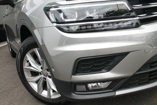2020 Volkswagen Tiguan 5N MY20 132TSI DSG 4MOTION Comfortline Silver 7 Speed.