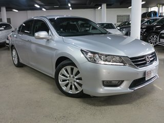 2013 Honda Accord 9th Gen MY13 VTi-S Silver 5 Speed Sports Automatic Sedan.